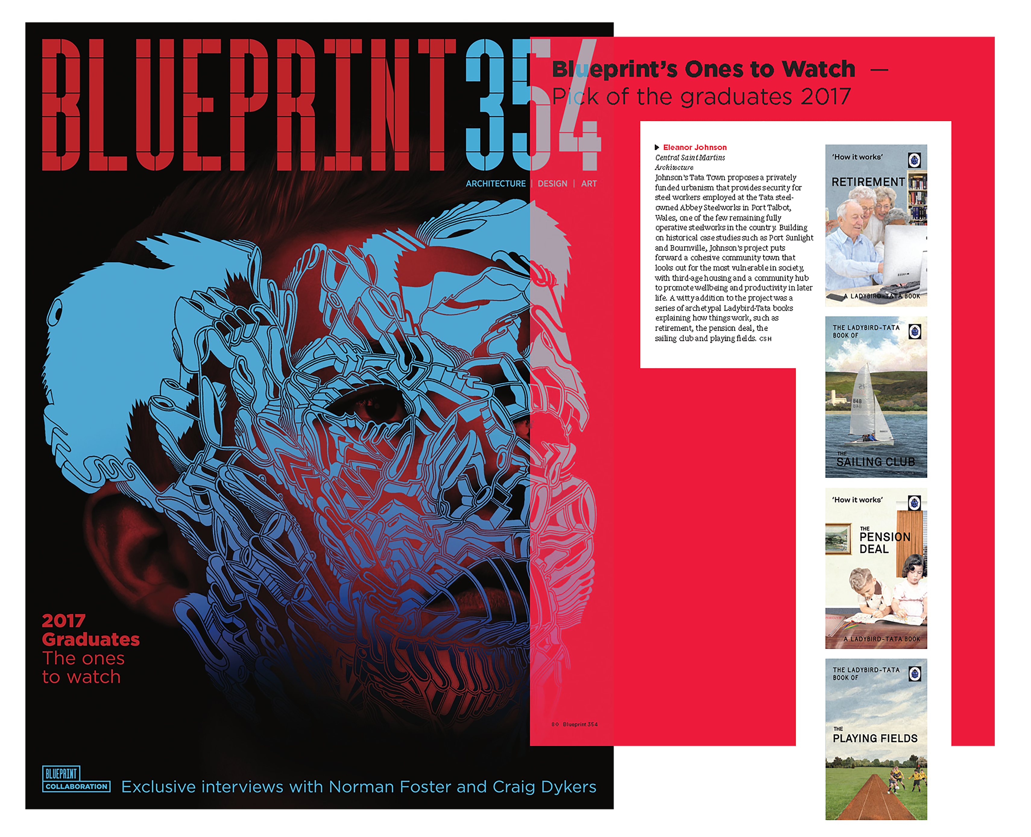 I town concrete coma featured in blueprint magazine septoct 2017 issue malvernweather Images